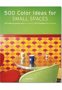 500 Colour Ideas For Small Spaces Interior Design
