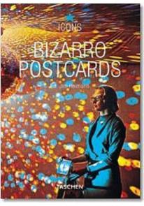 Bizarro Postcards Icon Japanese