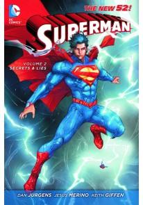 Superman, Vol. 2: Secrets & Lies The New 52