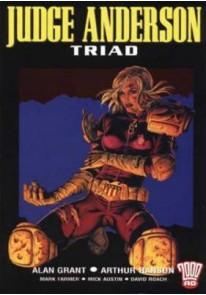 Judge Anderson: Triad 2000 AD Presents